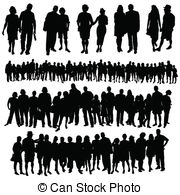 Stock clipart people jpg freeuse download People Clipart and Stock Illustrations. 1,082,838 People vector ... jpg freeuse download