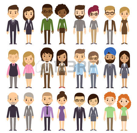 Stock clipart people jpg transparent 4,262,314 People Cliparts, Stock Vector And Royalty Free People ... jpg transparent