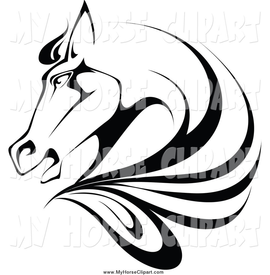 Stock horse head clipart clipart royalty free download Royalty Free Equine Logo Stock Horse Designs clipart royalty free download