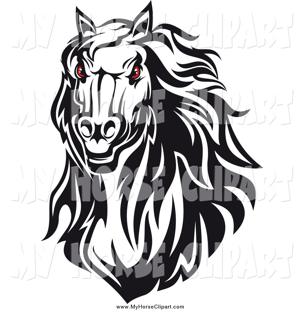Stock horse head clipart royalty free download Royalty Free Equine Logo Stock Horse Designs royalty free download