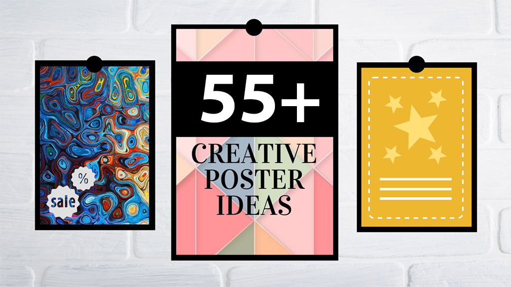 Stock images blank templates and signs hq clipart download 55+ Creative Poster Ideas, Templates & Design Tips - Venngage download