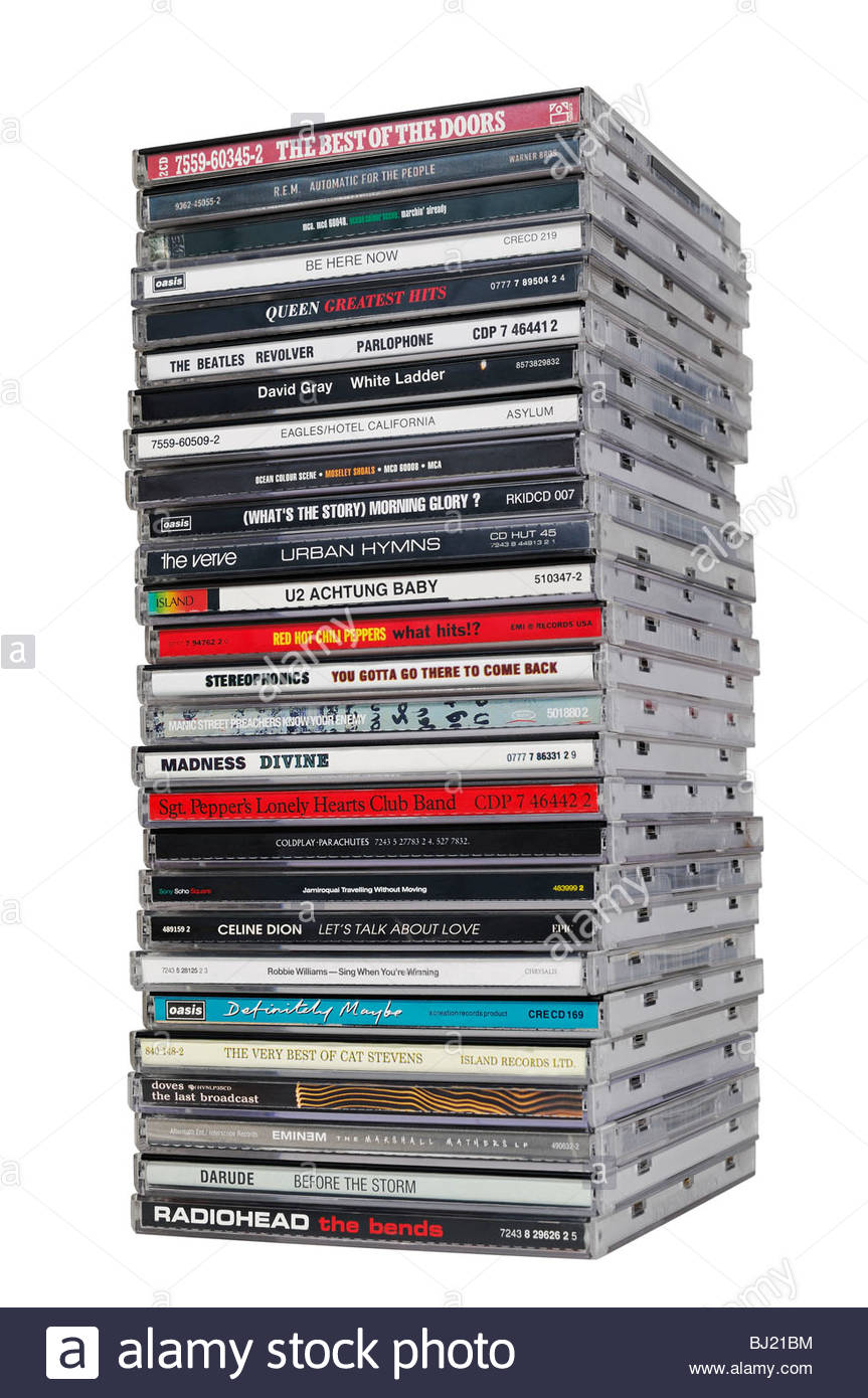Stock images cd collection png download Stock images cd collection - ClipartFest png download