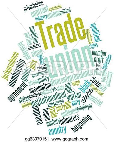 Stock in trade clipart banner library Stock Illustration - Trade union. Stock Art Illustrations ... banner library