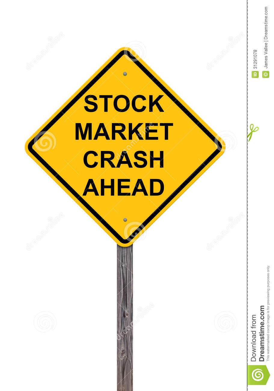 Stock market crash clipart png download Stock Market Crash Ahead - Caution Sign Royalty Free Stock Photos ... png download