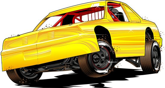 Stock photos car clipart image royalty free Olds cutlass hobby stock car clipart - ClipartFest image royalty free