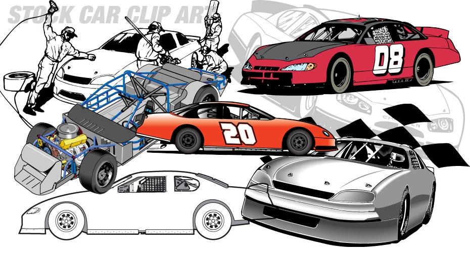 Stock photos car clipart clip art royalty free download Stock Car Racing Clipart - clipartsgram.com clip art royalty free download