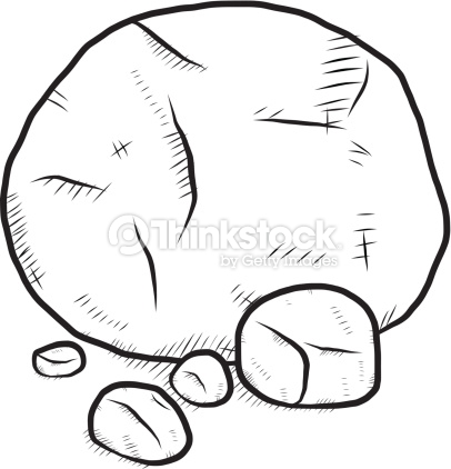 Stone clipart black white png transparent Stone clipart black and white 5 » Clipart Station png transparent