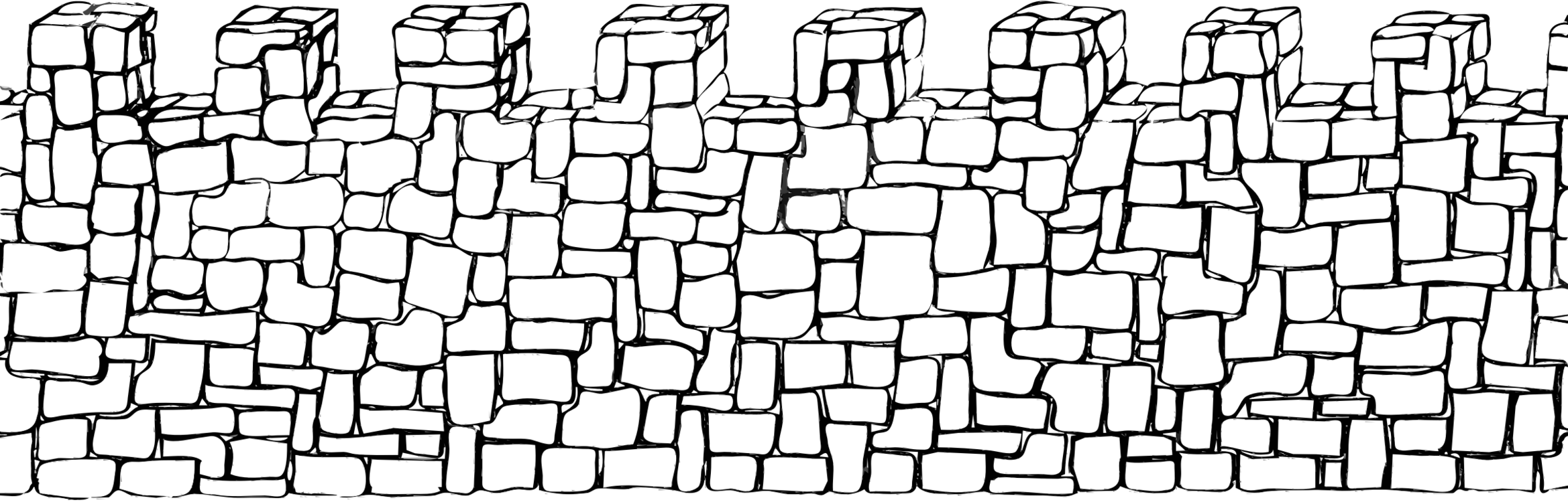 Stone wall pattern clipart vector transparent stock Line Art,Square,Angle Clipart - Royalty Free SVG ... vector transparent stock