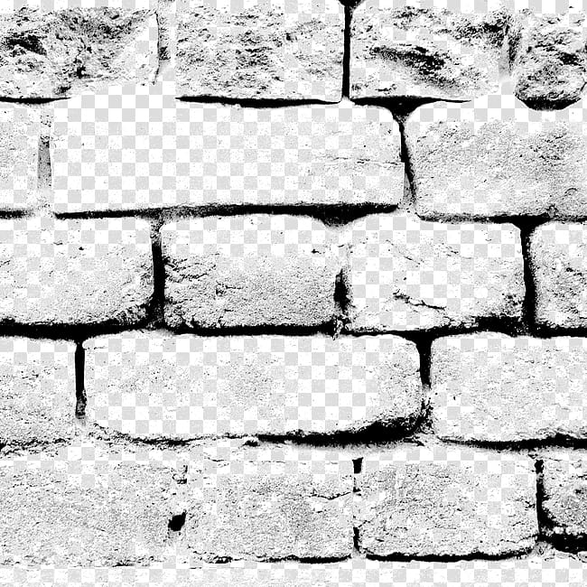 Stone wall pattern clipart banner black and white stock Brick Stone wall Brush, Vintage black brick wall background ... banner black and white stock
