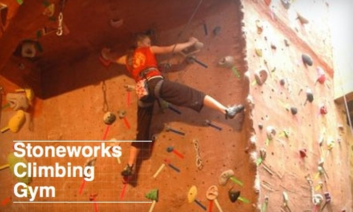 Stoneworks boulder joust picture download Half Off at Stoneworks Climbing Gym in Beaverton - Stoneworks ... picture download
