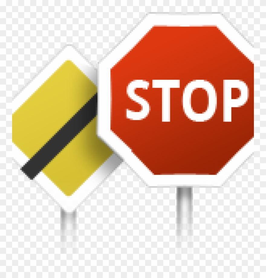 Stop and think clipart png free Experienced Instructors Shield School - Stop Stop Think ... png free