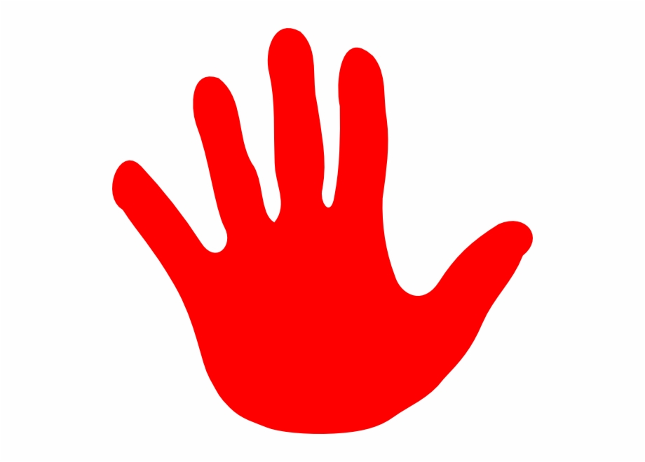 Stop clipart hand banner stock Hand Stop Sign Clipart 2 - Stop Hand Clip Art, Transparent ... banner stock
