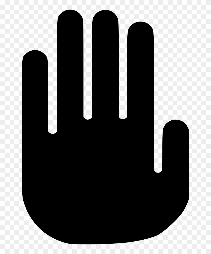Stop clipart hand vector transparent download Graphic Transparent Library Stop Hand Clipart - Stop Sign ... vector transparent download