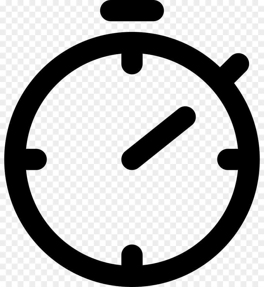 Stopwatch icon clipart svg freeuse stock Clock Icon clipart - Stopwatch, Clock, Line, transparent ... svg freeuse stock