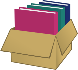 Storage box clipart vector library library Free Storage Box Clipart - Clipart Picture 2 of 4 vector library library