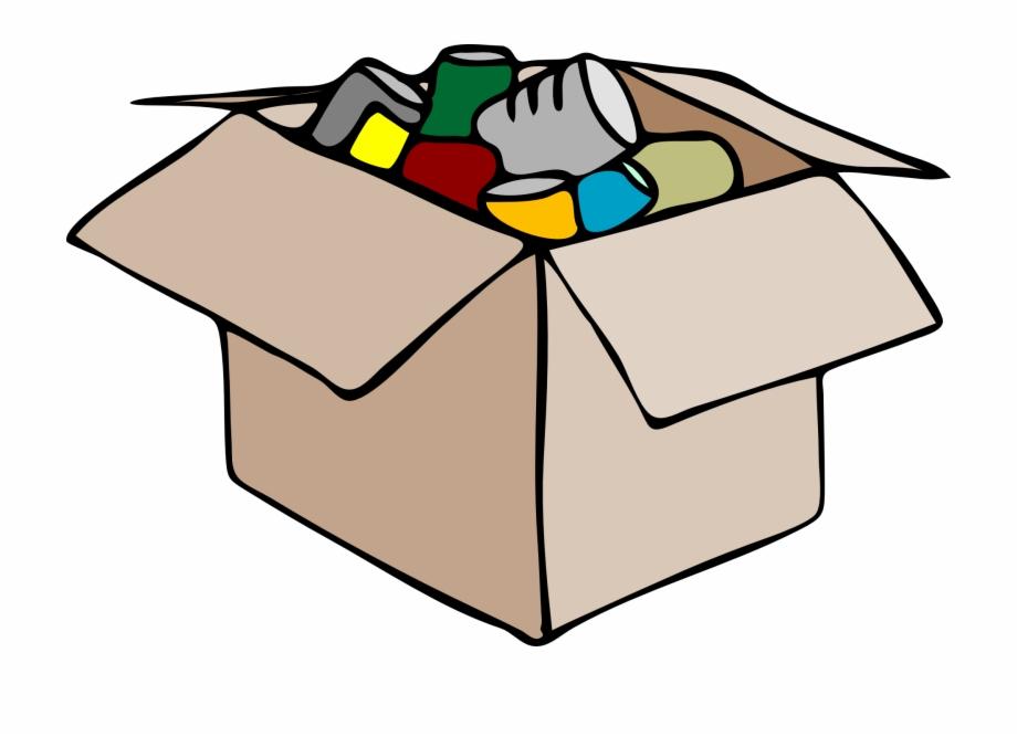 Storage box clipart jpg transparent library Move Clipart Storage Box - Cartoon Box Of Clothes Free PNG ... jpg transparent library