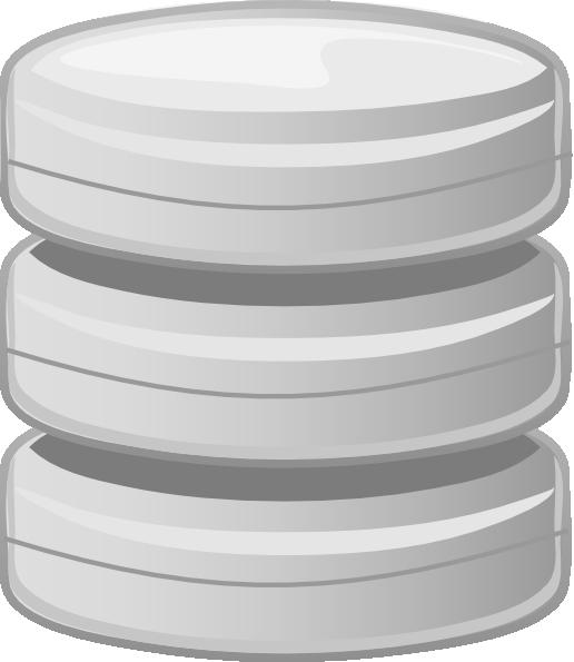 Storage disk clipart clip art transparent download Database Disk Storage Clip Art at Clker.com - vector clip ... clip art transparent download