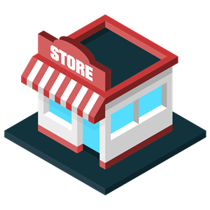 Store clipart svg freeuse Simple Isometric Store clipart, cliparts of Simple Isometric ... svg freeuse