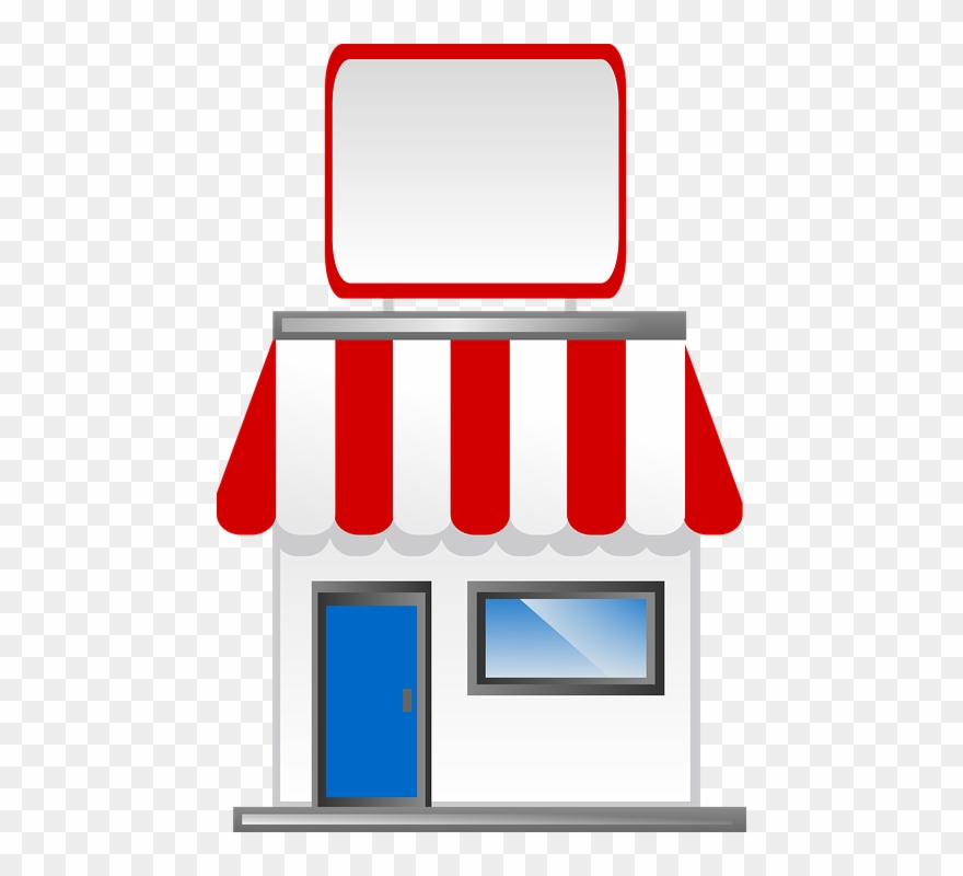 Store clipart download Brick And Mortar Store Icon Clipart (#1406392) - PinClipart download