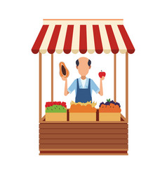 Storekeeper clipart graphic black and white Shopkeeper Vector Images (over 190) graphic black and white