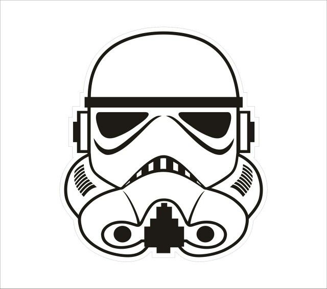 Stormtroopers clipart svg free stock Storm Troopers clipart | Party Ideas | Star wars characters ... svg free stock