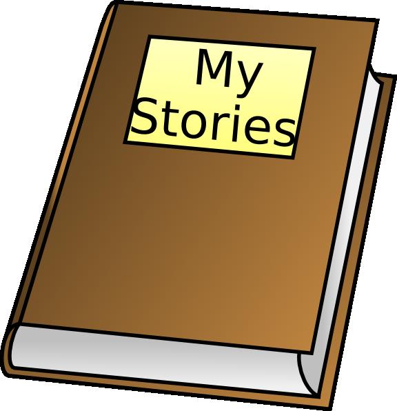 Story book clipart jpg stock My Stories Clip Art at Clker.com - vector clip art online, royalty ... jpg stock