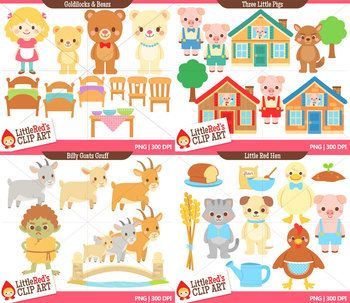 Storybook character clipart clip free library 1000+ images about *Storybook Characters Clip Art on Pinterest | 3 ... clip free library