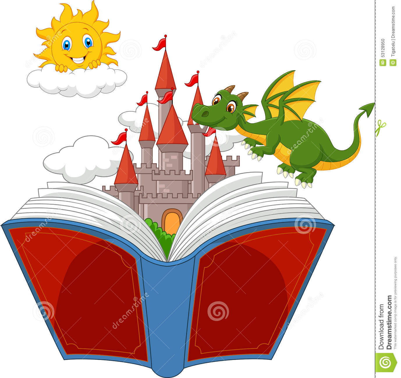 Storybook character clipart vector freeuse Storybook Stock Illustrations – 1,317 Storybook Stock ... vector freeuse