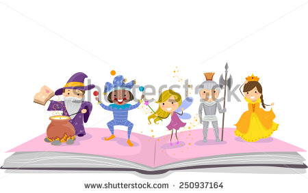 Storybook character clipart clip transparent Storybook Characters Clip Art (14+) clip transparent