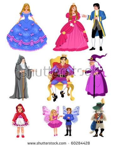 Storybook characters clip art clipart free download Fairy Tale Characters Stock Images, Royalty-Free Images & Vectors ... clipart free download