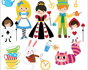 Storybook characters clip art graphic royalty free stock Fairy tale character | Etsy graphic royalty free stock
