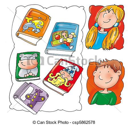 Storybook clipart clipart freeuse download Story Book Clip Art – Clipart Free Download clipart freeuse download