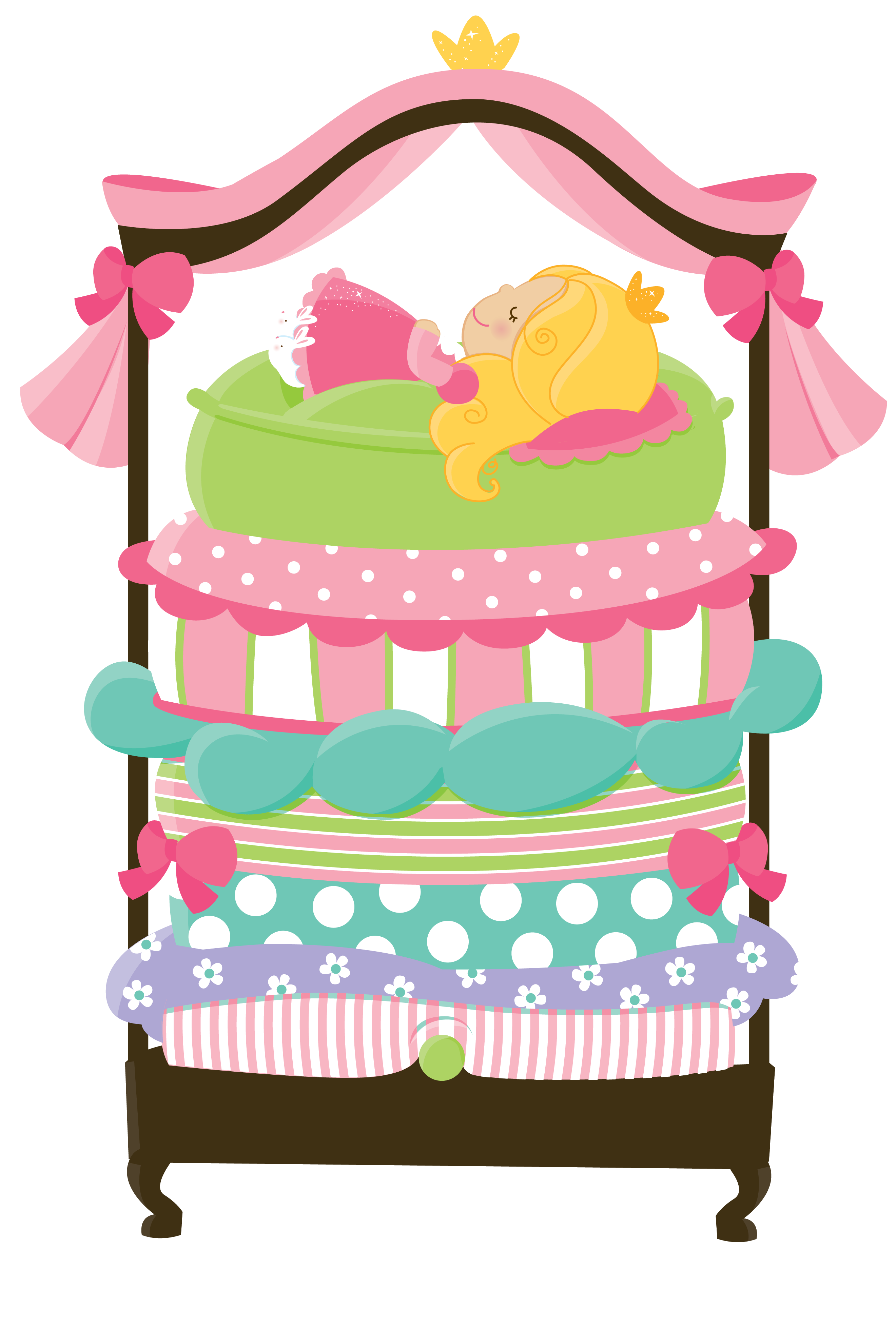 A story book clipart vector ZWD-Storybook Princess - ZWD_Princess-01.png - Minus | clipart ... vector