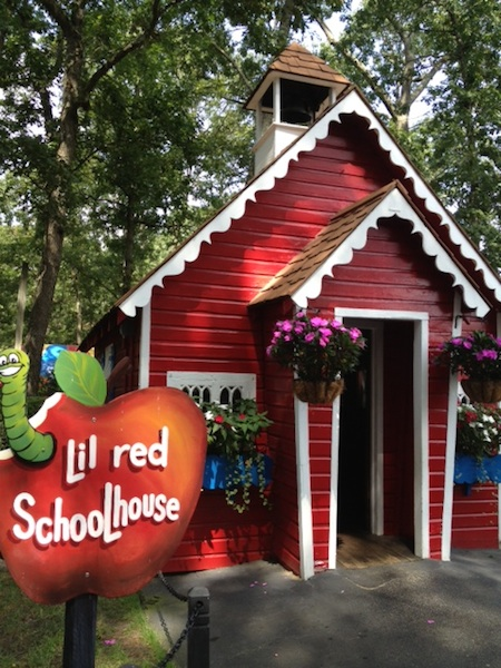Storybook schoolhouse image freeuse library Storybook Land — Revealing Redesign image freeuse library