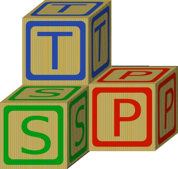 Stp clipart jpg library download Stp Blocks Clip Art at Clker.com - vector clip art online ... jpg library download