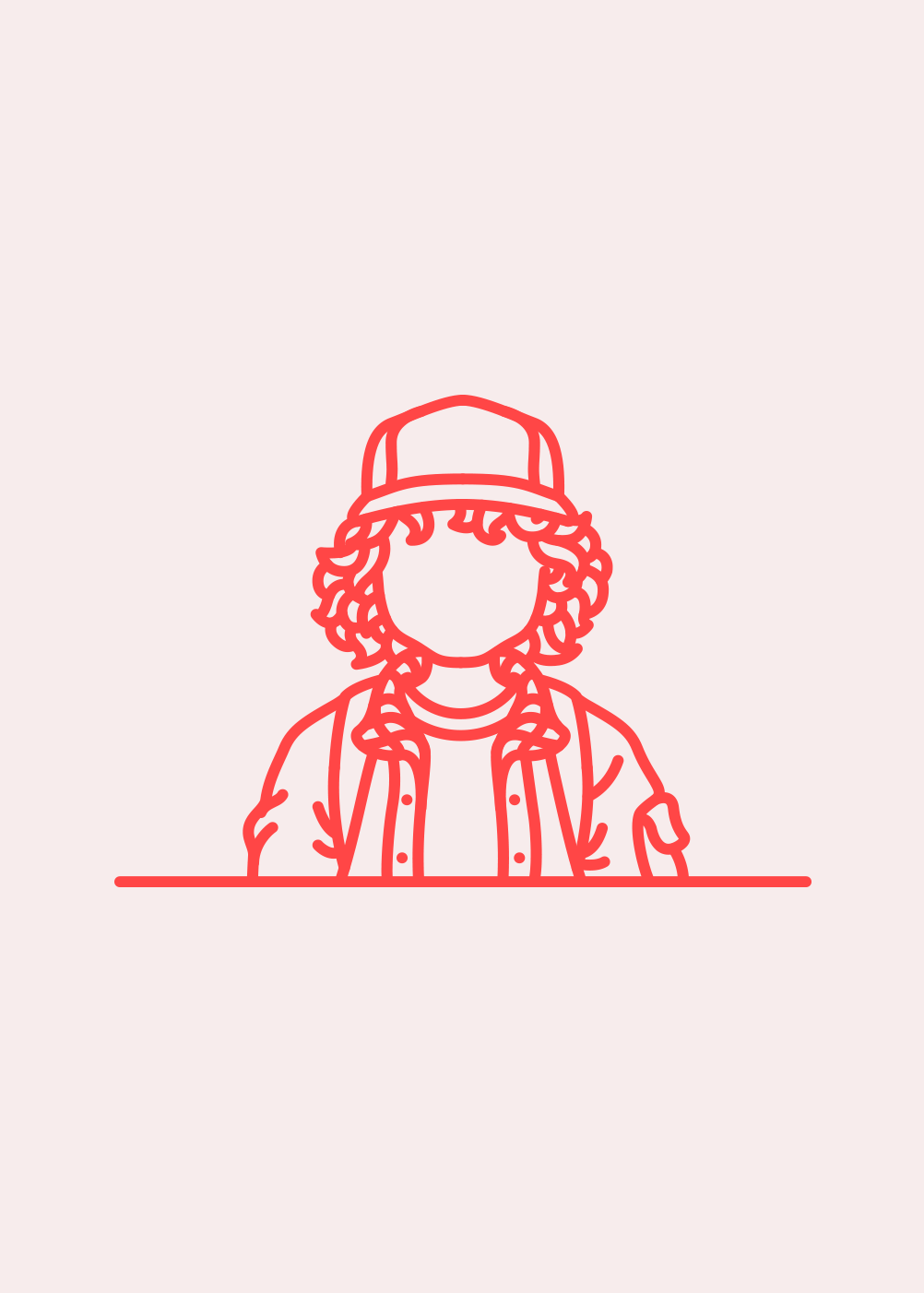 Stranger things 3 quotes clipart clip freeuse Stranger Things: Dustin Henderson | Art Ideas in 2019 ... clip freeuse