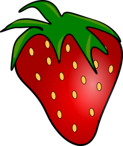 Strawberry clipart pictures vector transparent Free Strawberry Cliparts, Download Free Clip Art, Free Clip ... vector transparent