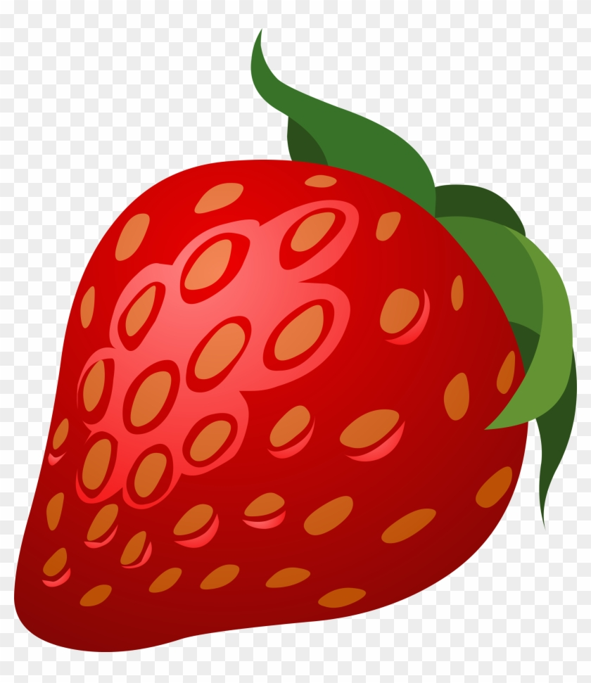 Strawberry clipart pictures svg royalty free library Food Clipart Transparent - Strawberry Clipart, HD Png ... svg royalty free library
