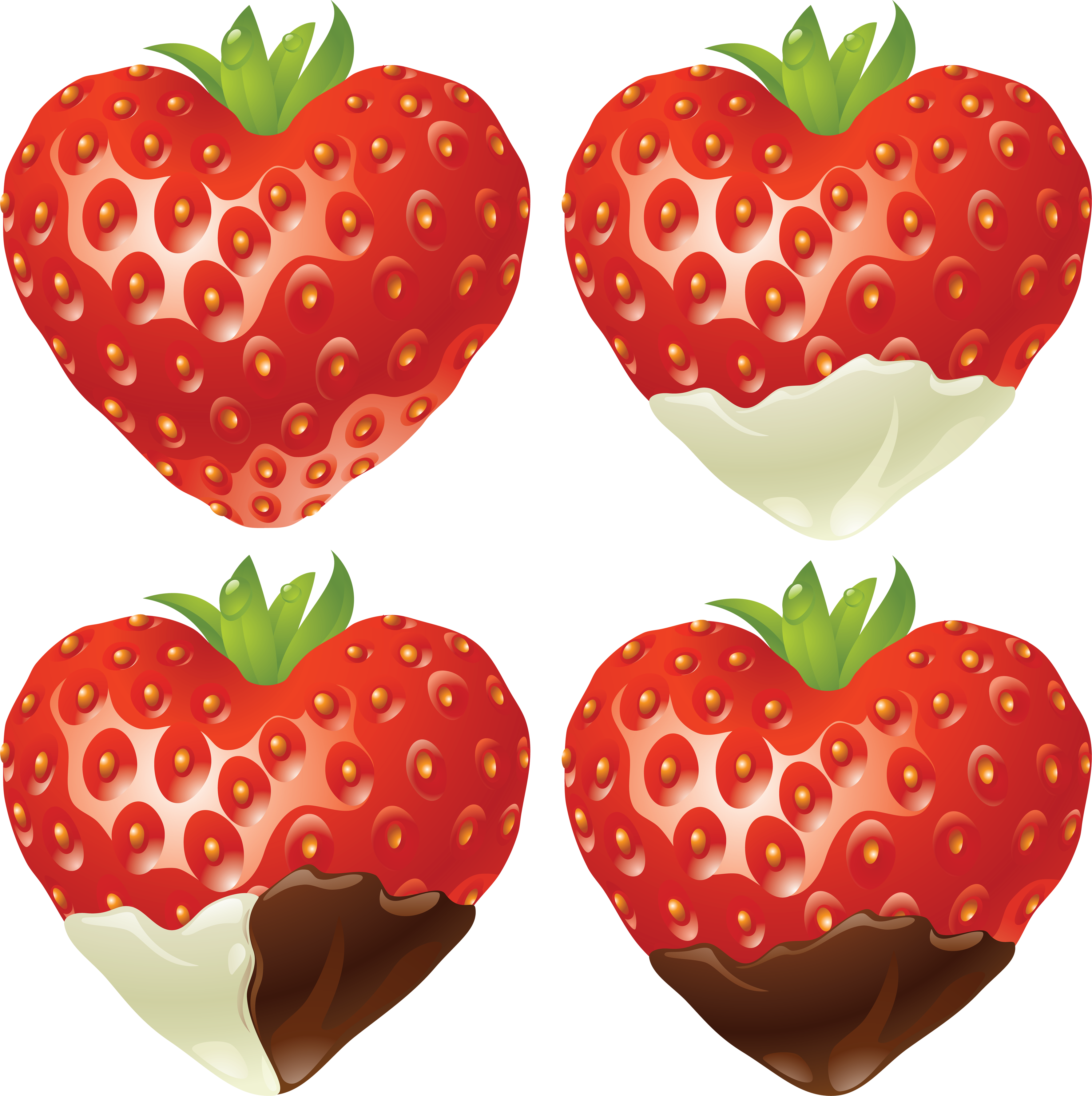 Strawberry heart clipart clip library download Chocolate PNG Image - PurePNG | Free transparent CC0 PNG Image Library clip library download