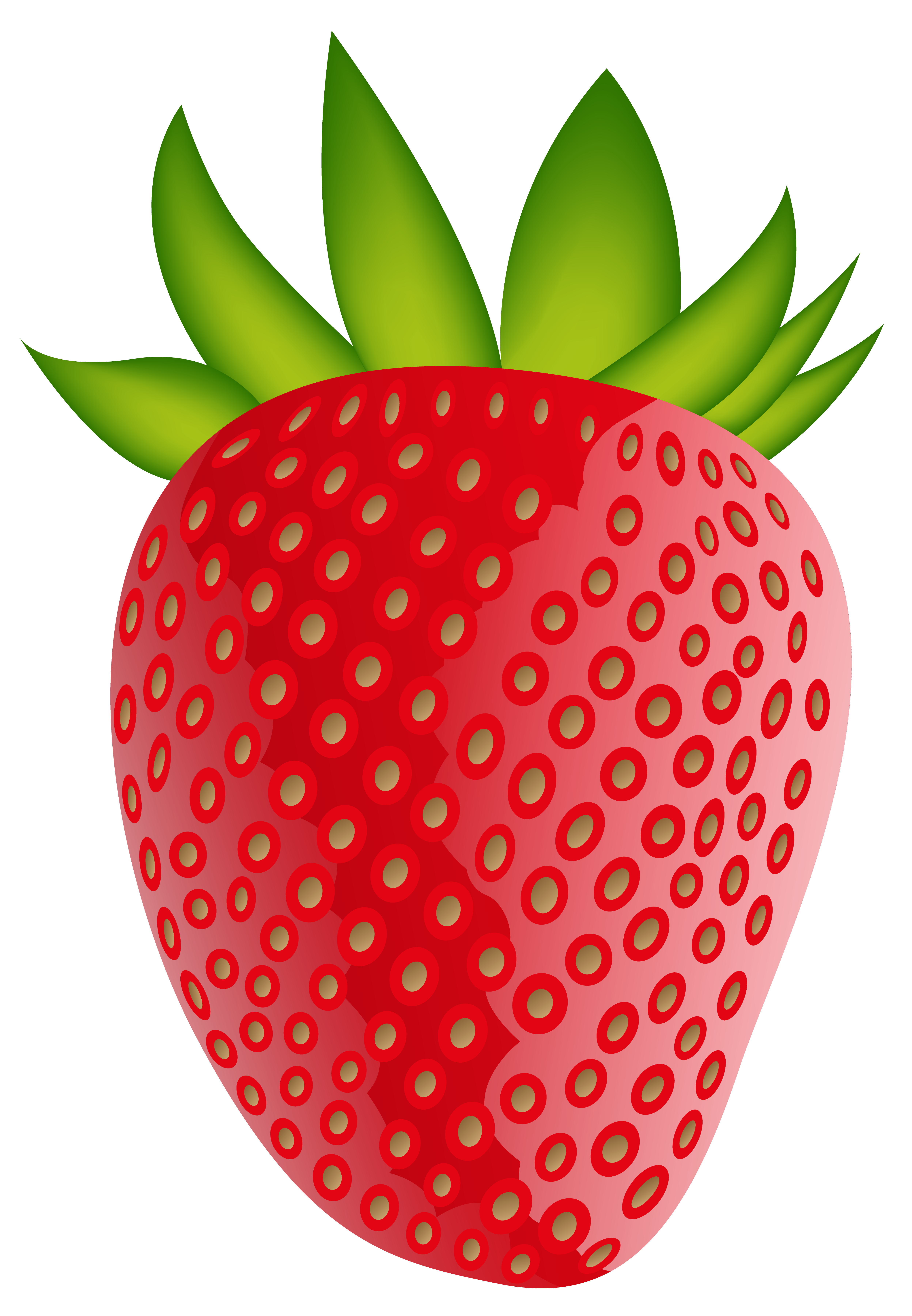 Strawberry heart clipart picture free library Strawberry PNG Clip Artt Image | Gallery Yopriceville - High ... picture free library