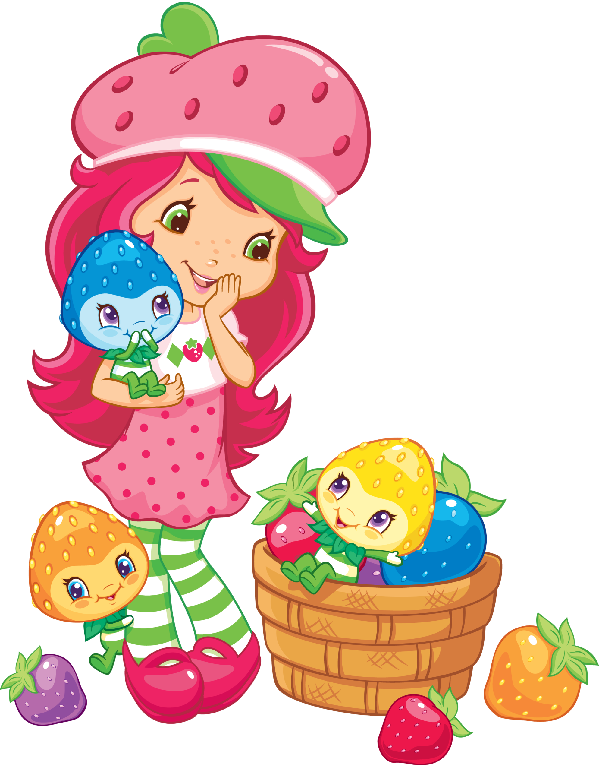 Strawberry shortcake and friends clipart clipart royalty free library new strawberry   Strawberry Shortcake   Strawberry shortcake ... clipart royalty free library