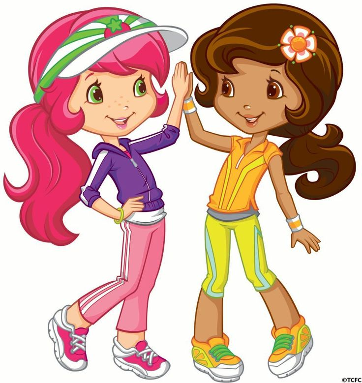 Strawberry shortcake and friends clipart picture download Strawberry Shortcake Clipart   Free download best Strawberry ... picture download