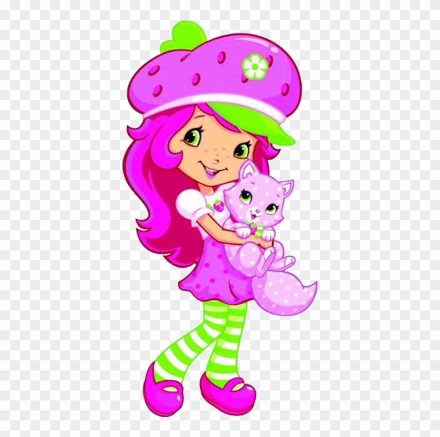 Strawberry shortcake images clipart jpg freeuse download Strawberry Shortcake Strawberry Shortcake Custard Cupcake ... jpg freeuse download