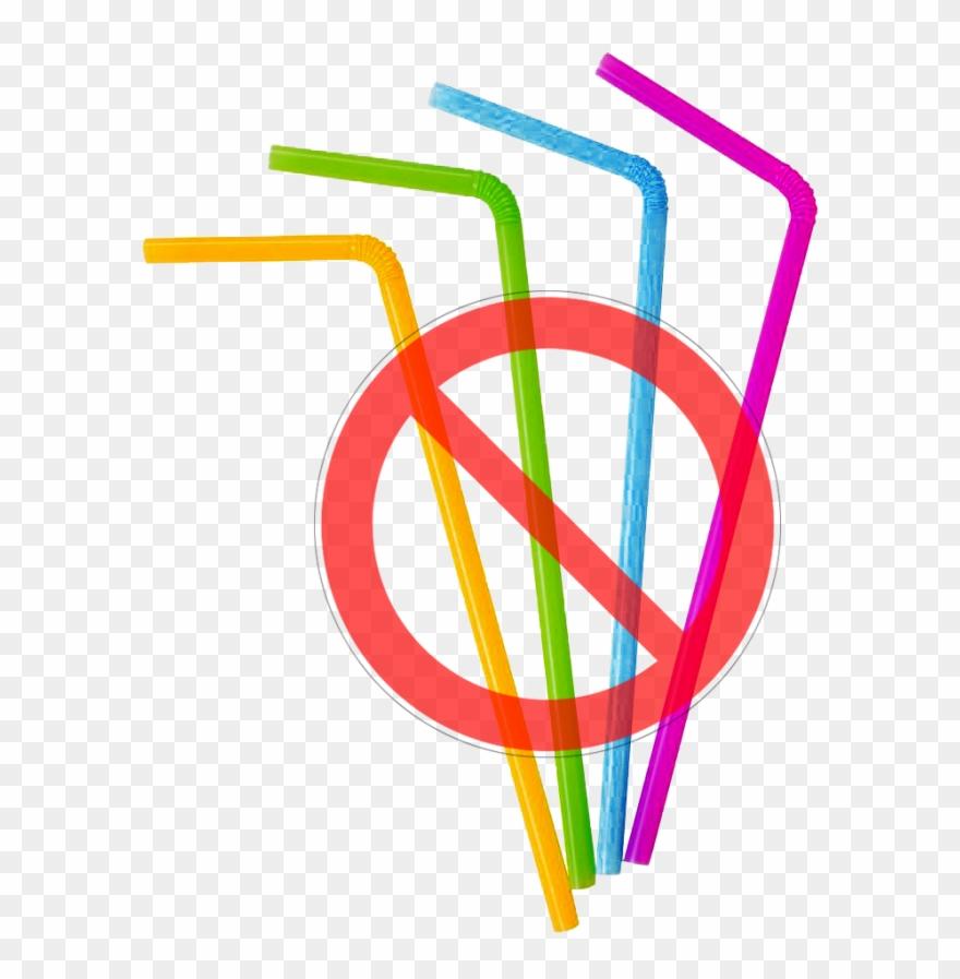 Straws clipart svg transparent download Less Straws, More Problems - Eis Essen Verboten Schild ... svg transparent download