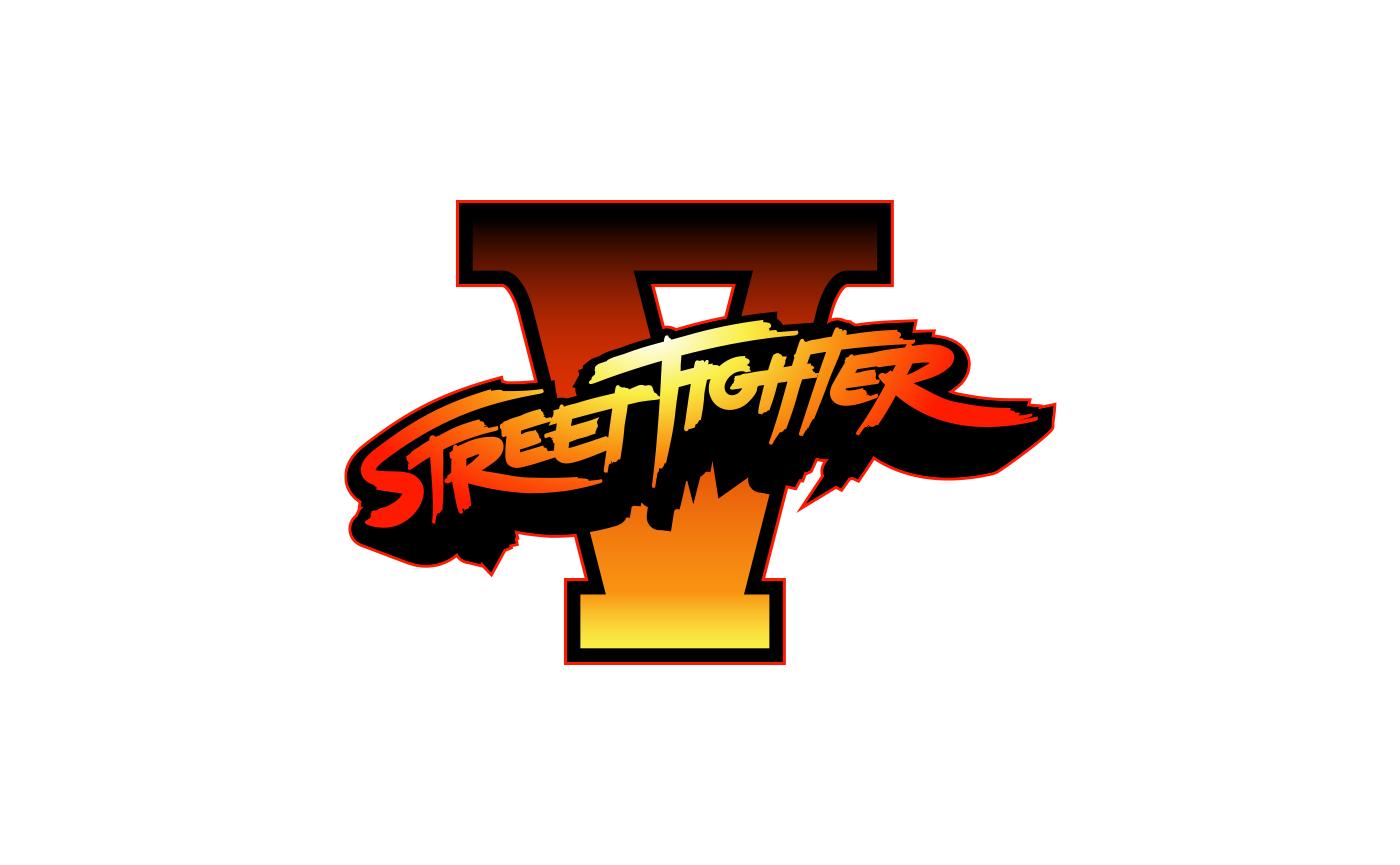 Street fighter v logo clipart banner freeuse library Street Fighter V logo on Behance banner freeuse library
