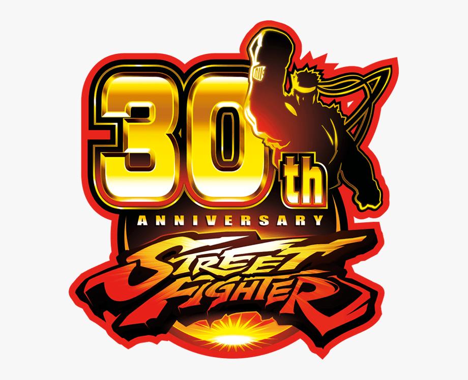 Street fighter v logo clipart clip art black and white library Street Fighter V Logo Png - Street Fighter 30th Logo ... clip art black and white library