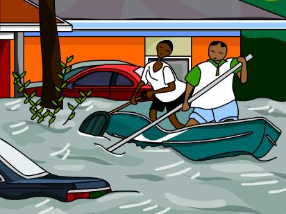 Street flooding clipart free black white jpg free stock Free Flash-Flood Cliparts, Download Free Clip Art, Free Clip ... jpg free stock