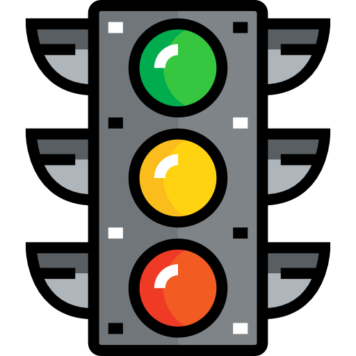 Street light sign clipart clipart transparent stock Traffic Light Clipart   Free download best Traffic Light ... clipart transparent stock