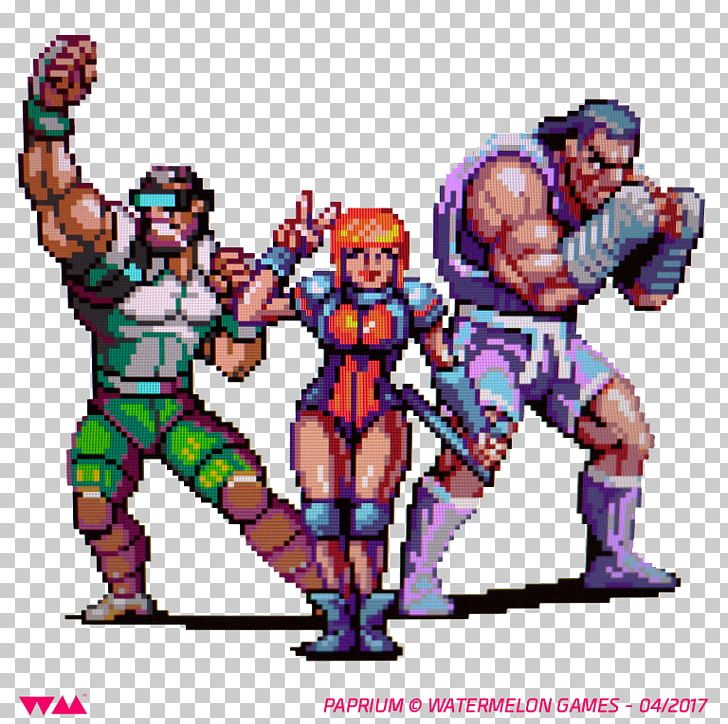 Streets of rage 2 clipart picture Pier Solar And The Great Architects Sega CD Mega Drive ... picture