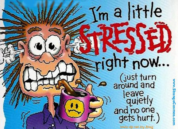 Stressed out banner free Are You Stressed Out About Stress? – David Duke.com banner free
